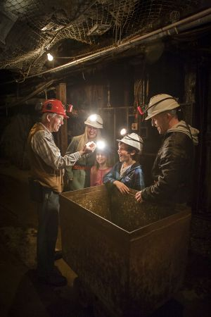 Bendigo Deborah Gold Mine 2012
