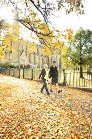 Bendigo Tourism Autumn campaign 2012